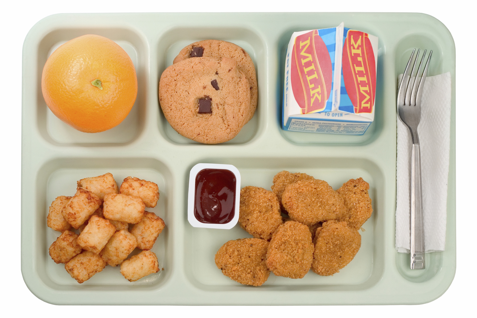 school lunch | single mom on the run